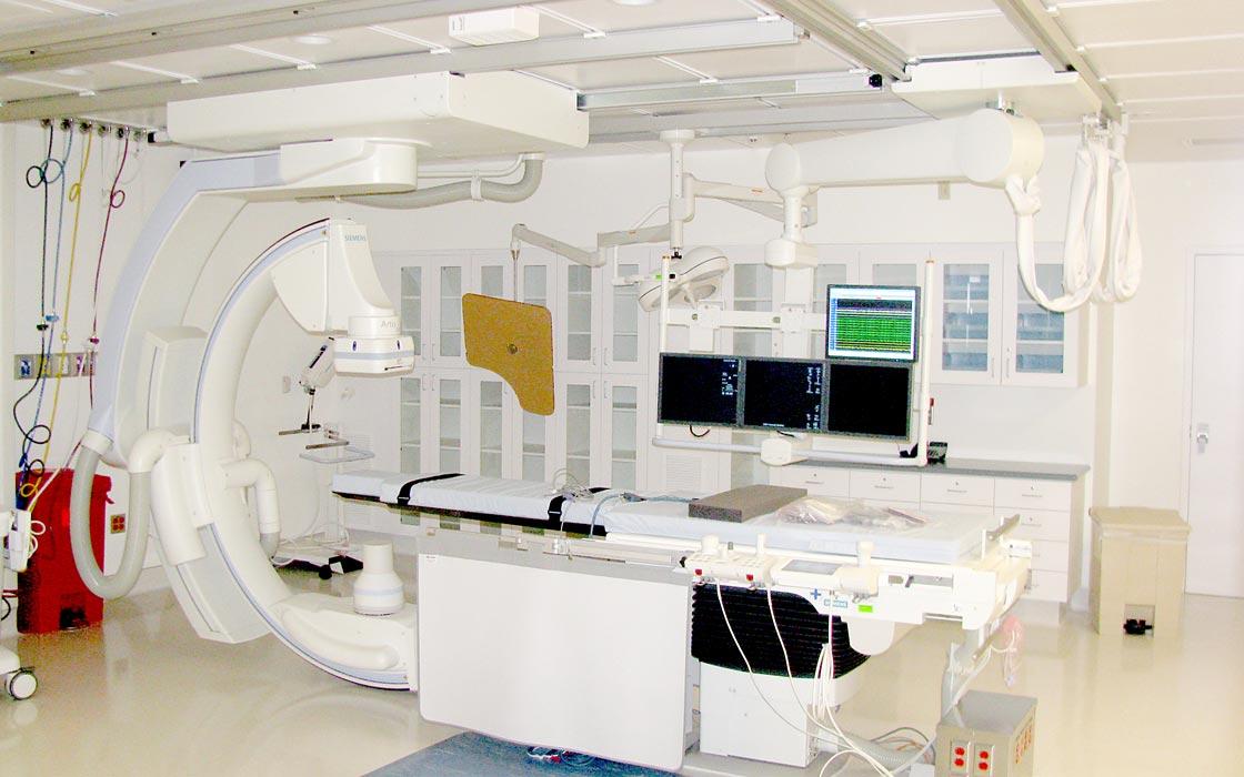 Special Procedure Rooms