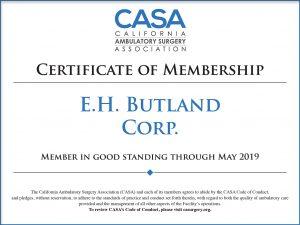 CASA membership
